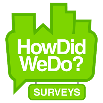 Howdidwedo surveys logo